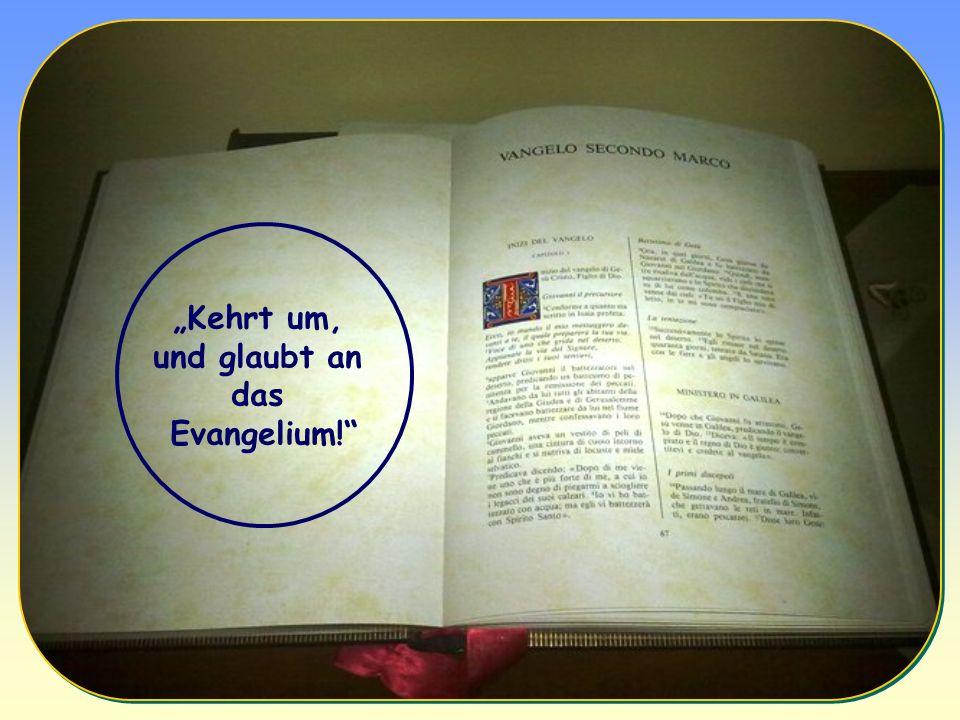 Das ist auch der Grund, warum jede und jeder von uns die doch sehr bedeutende und anspruchsvolle Einladung Jesu annehmen kann und soll.
