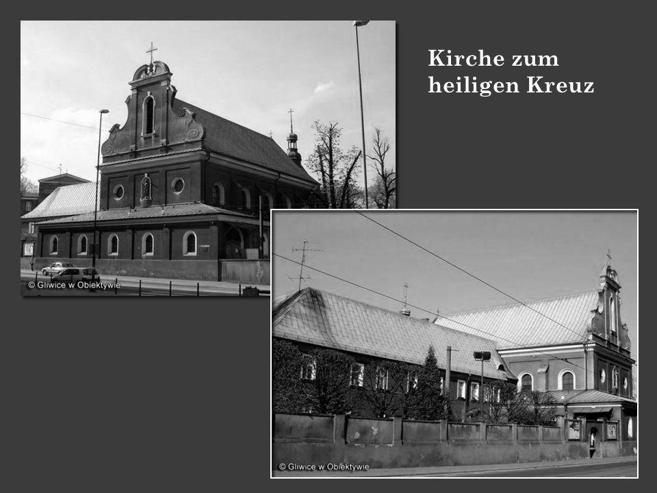 Jüdisches Gemeindehaus Das Gebäude, das die neue orthodoxe jüdische Gemeinde nach 1945 bezogen hat, befindet sich an der ul.