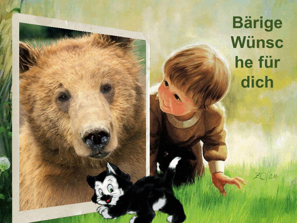 www.powerpointgitti.de Dass meine bärig lieben Wünsche für dich in Erfüllung gehen, das wünsche ich dir von Herzen