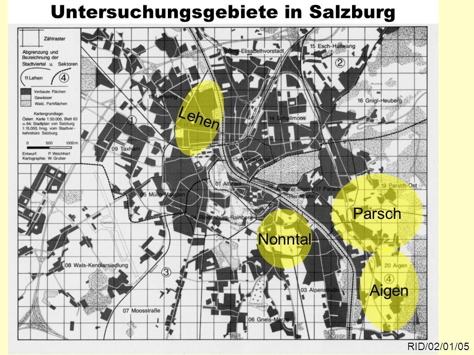 RID/02/01/06 Lehen - ein stigmatisierter Stadtteil von Salzburg 1.