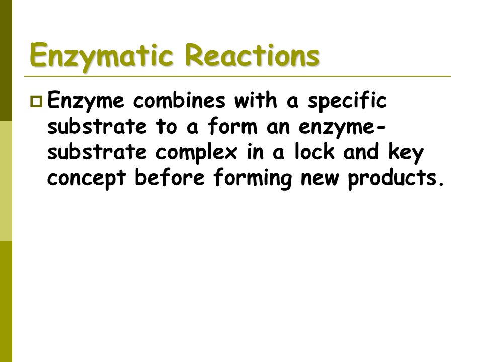 Immobilized Enzymes Enzyme in solution can be used once It can be fixed on a carrier so can be used continuously It can be bound, adsorbed, entrapped or crosslinked (e.g.