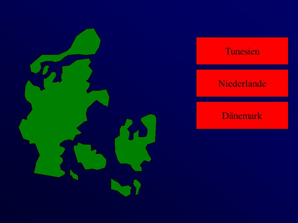 Tunesien Dänemark Niederlande