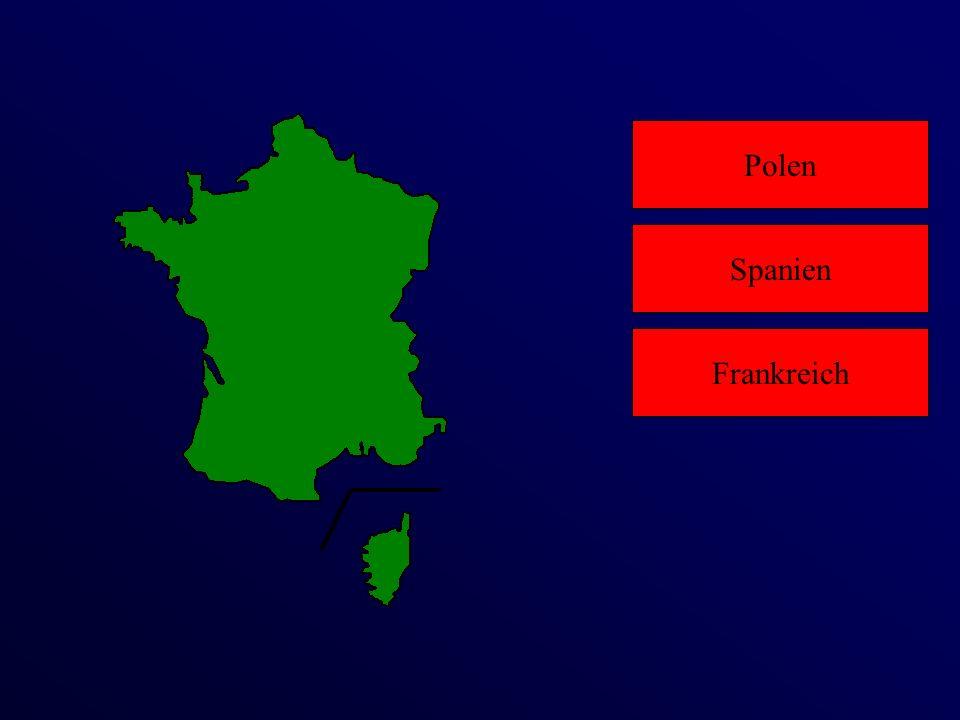 Polen Frankreich Spanien