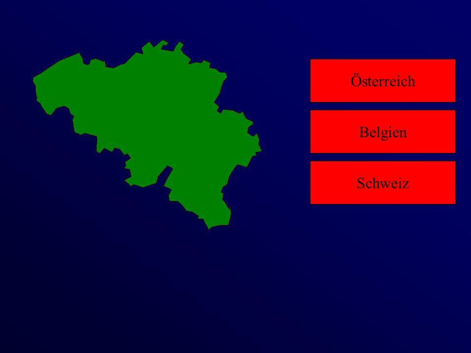 Österreich Schweiz Belgien
