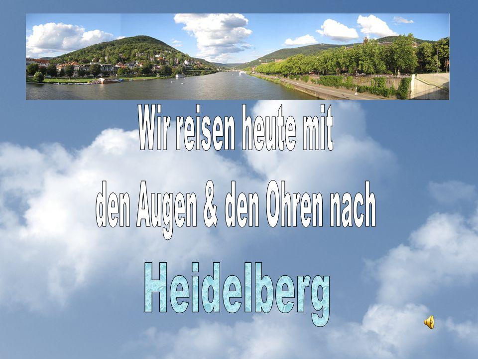 Heidelberg ist so spannend, schön und interessant, dass man gar nicht weiß, was man sich zuerst anschauen soll.