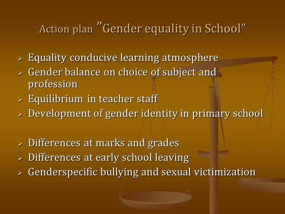 Prioritization of objectives in primary school (Støren, u.a. 2010)