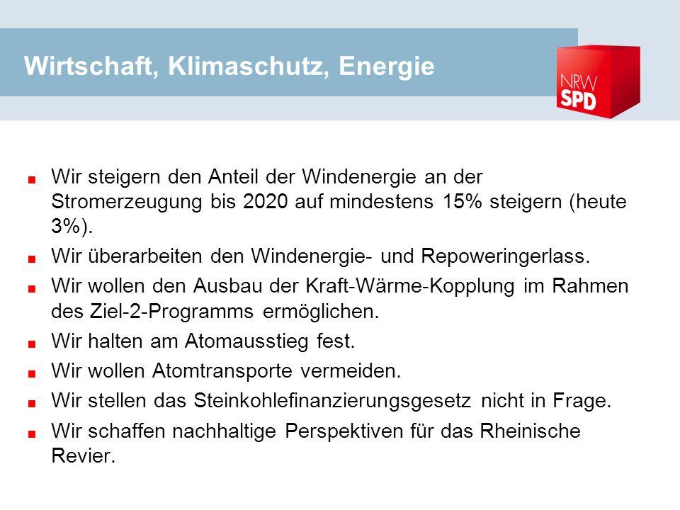 Mitglieder des Kabinetts Ute Schäfer Ministerin für Familie, Kinder, Jugend, Kultur und Sport Dr.