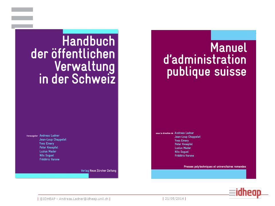 | ©IDHEAP – Andreas.Ladner@idheap.unil.ch | | 21/05/2014 | Badac Die BADAC ist ein Informations- und Forschungsportal für vergleichende Analysen zu den Schweizer Kantons- und Städteverwaltungen.
