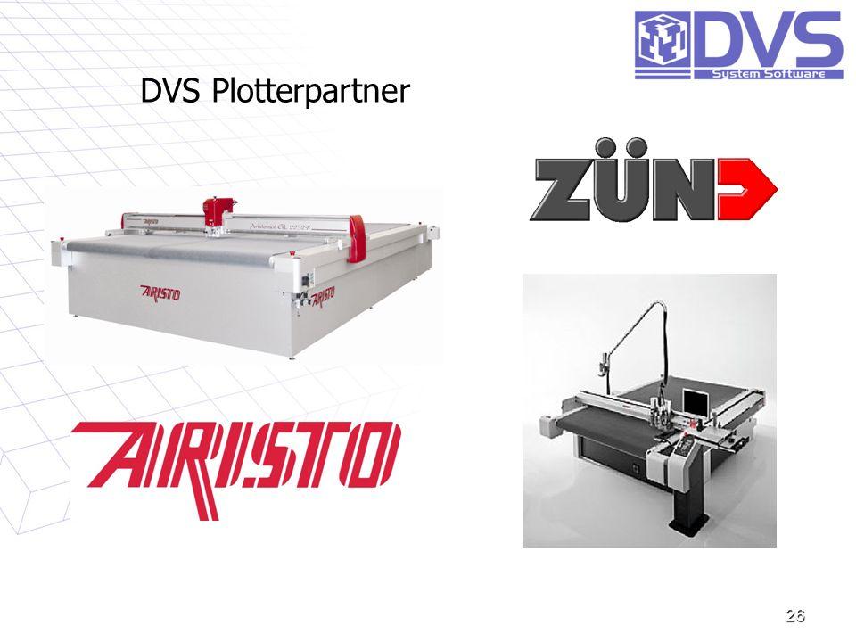 26 DVS Plotterpartner