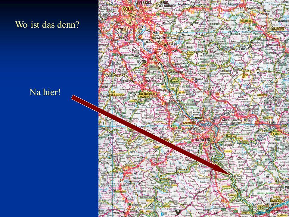 Und so soll es dort früher ausgesehen haben: Rheinromantik im 19. Jahrhundert!