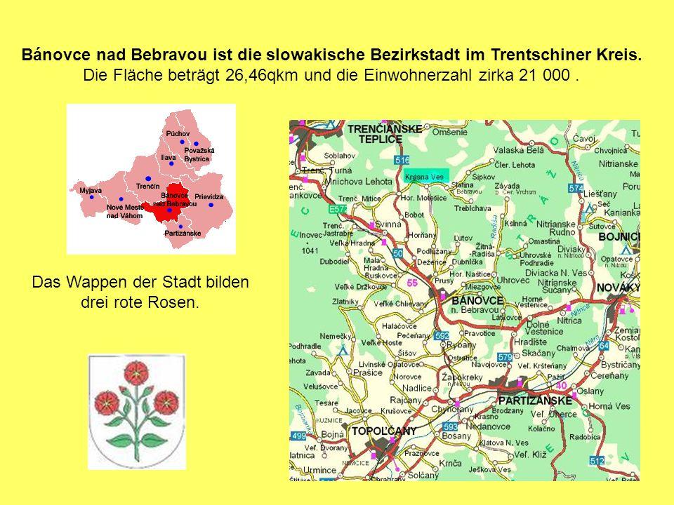 Geschichte Die älteste Erwähnung ist aus dem Jahre 1232 in einer Urkunde vom König Ondrej dem Zweiten.Damals hieß die Stadt BEN.