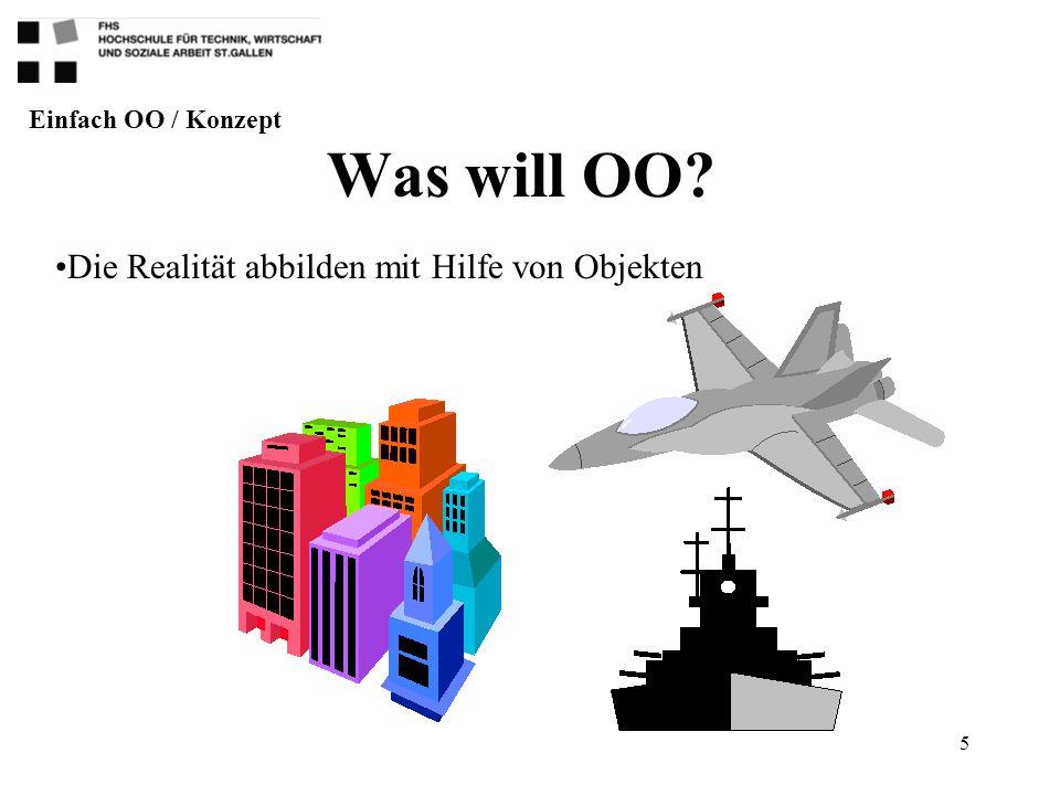26 OO-Software-Entwicklung / Theorie / Vorgehensmodell Was sind die Kernprozesse.