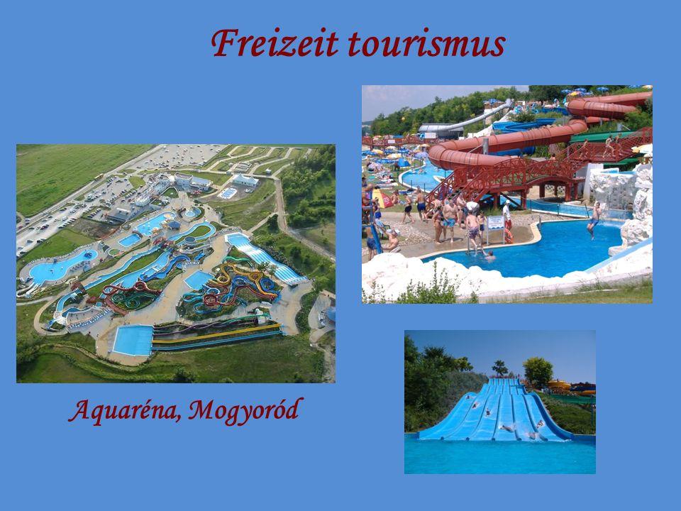 Freizeit tourismus Aquaréna, Mogyoród