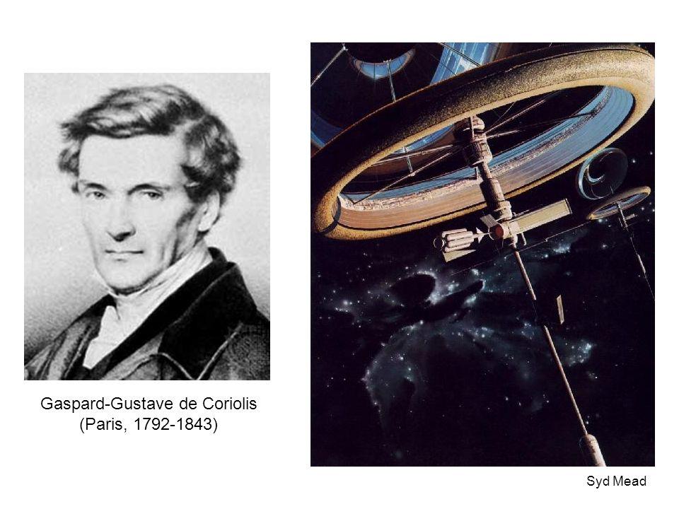 Syd Mead Gaspard-Gustave de Coriolis (Paris, 1792-1843)