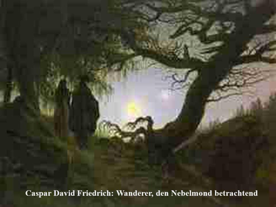 J. v. Eichendorff: Mondnacht Freiherr Joseph von Eichendorff 1788-1857 Es war, als hätt der Himmel Die Erde still geküsst, Dass sie im Blütenschimmer