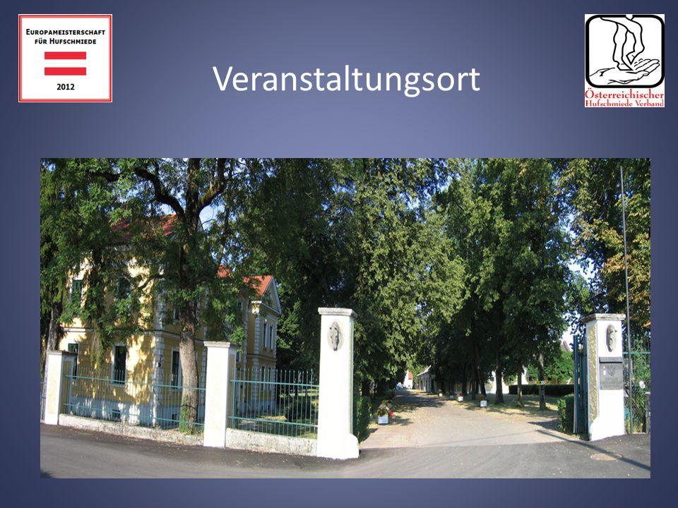 EUROPAMEISTERSCHAFT für HUFSCHMIEDE AUSTRIA 3. bis 5. August 2012