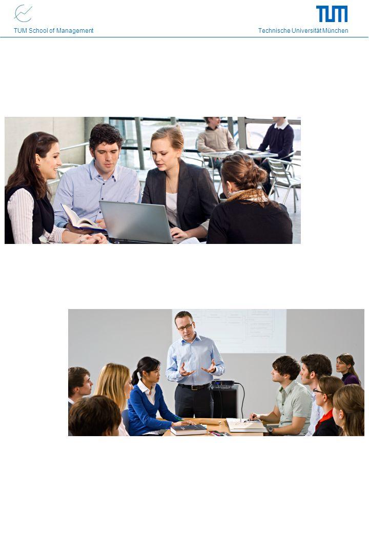 TUM School of Management Technische Universität München