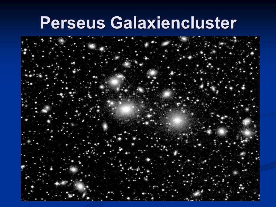 Perseus Galaxiencluster