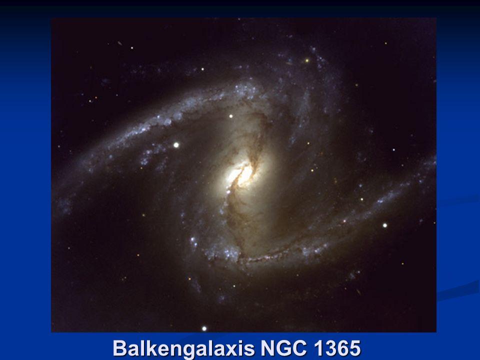 Balkengalaxis NGC 1365