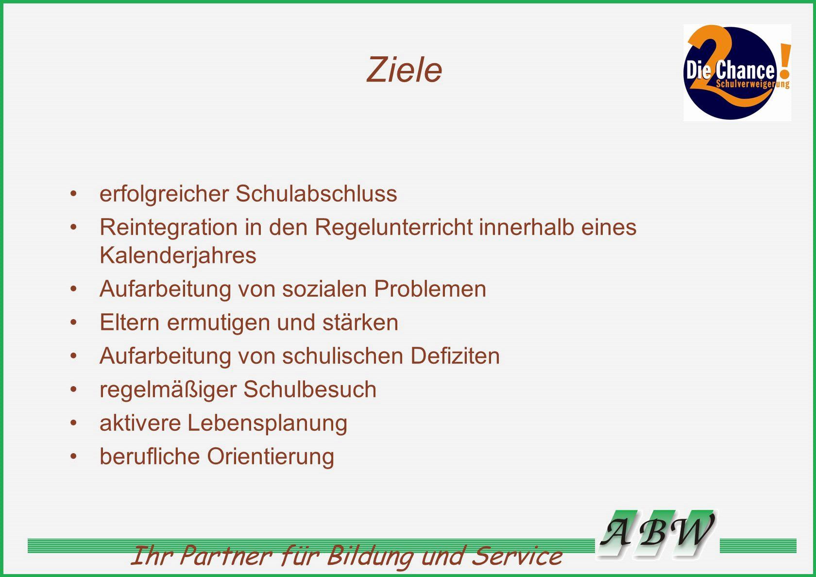Ihr Partner für Bildung und Service Träger und Förderer ein Modellprojekt des Angermünder Bildungswerks e.V.