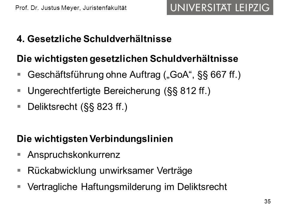 35 Prof.Dr. Justus Meyer, Juristenfakultät 4.