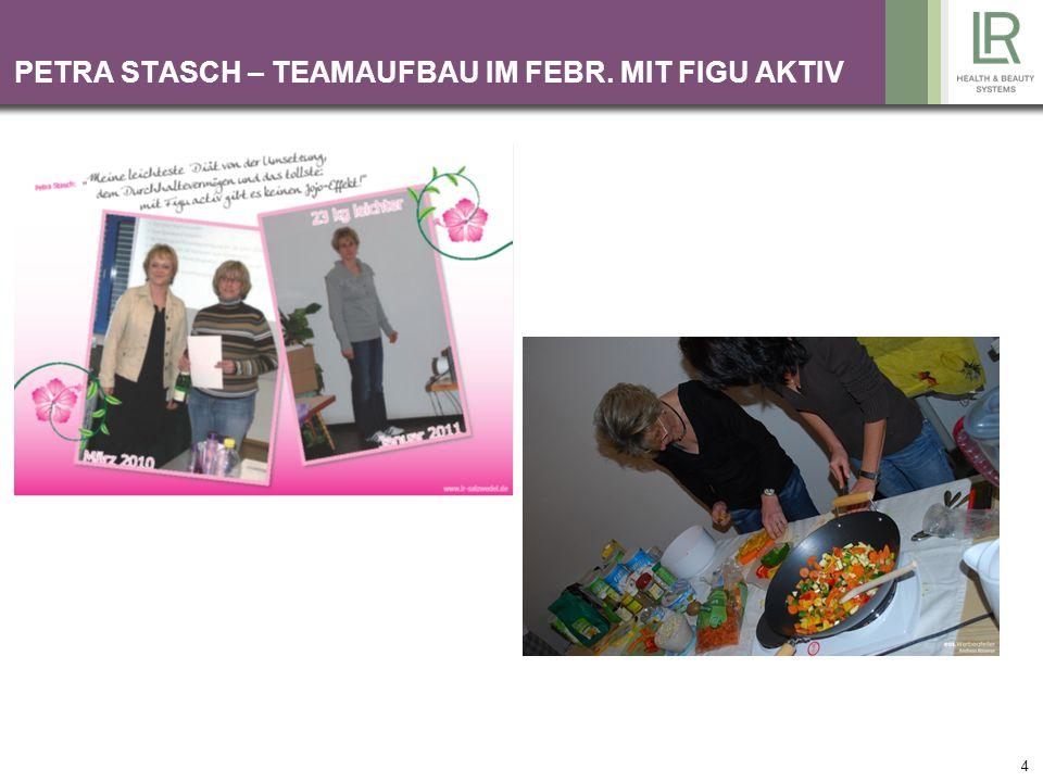 3 TEAMAUFBAU MIT FIGUAKTIV 1. statten Sie sich mit Probierprodukten aus und organisieren Sie Schlemmerabende / Kochabende in den heimischen Küchen lad