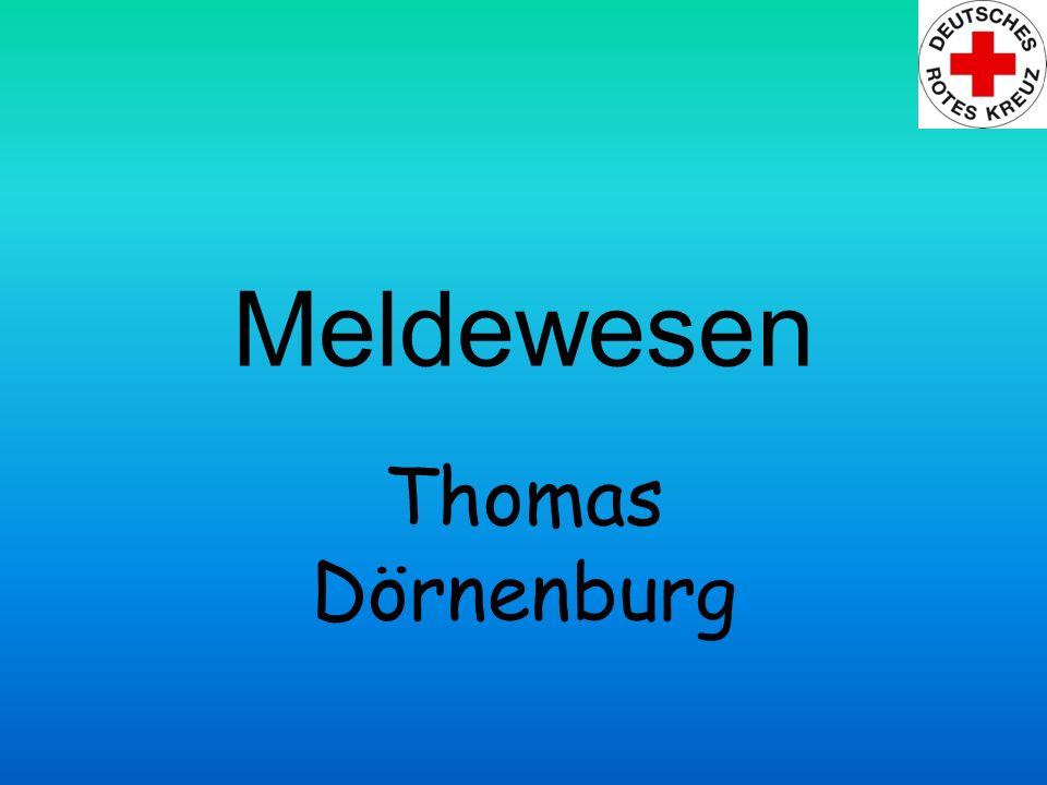 Meldewesen Thomas Dörnenburg