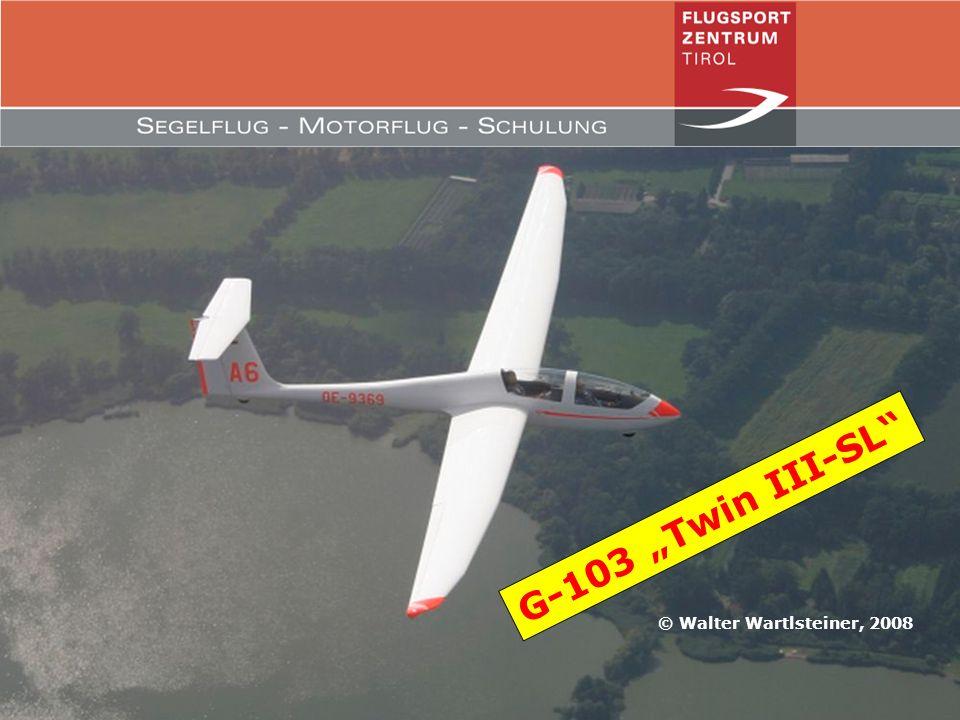 G-103 Twin III-SL © Walter Wartlsteiner, 2008