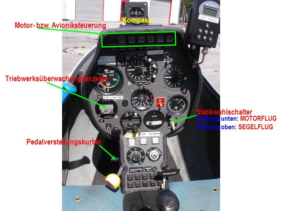 Kompass Motor- bzw.