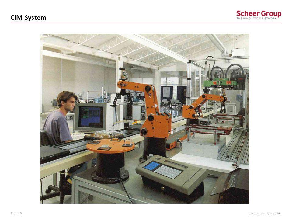 www.scheer-group.com CIM-System Seite 10