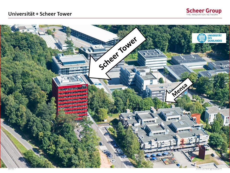 www.scheer-group.com Y-CIM als Basis für die Strukturierung von Industrieprozessen Seite 8 Produktions- planung Produktions- steuerung Produkt- planung Produkt- realisierung