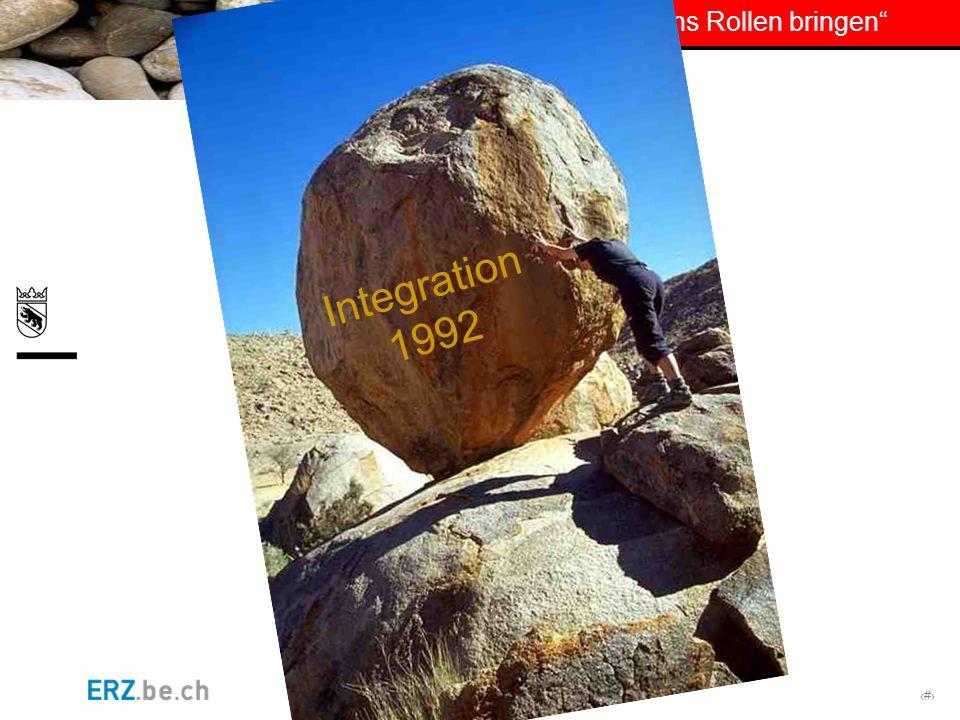 # Integration 1992
