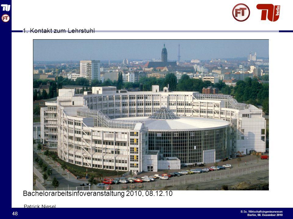 - 48 - B.Sc.Wirtschaftsingenieurwesen Berlin, 08.