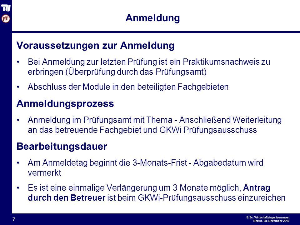 - 7 - B.Sc.Wirtschaftsingenieurwesen Berlin, 08.