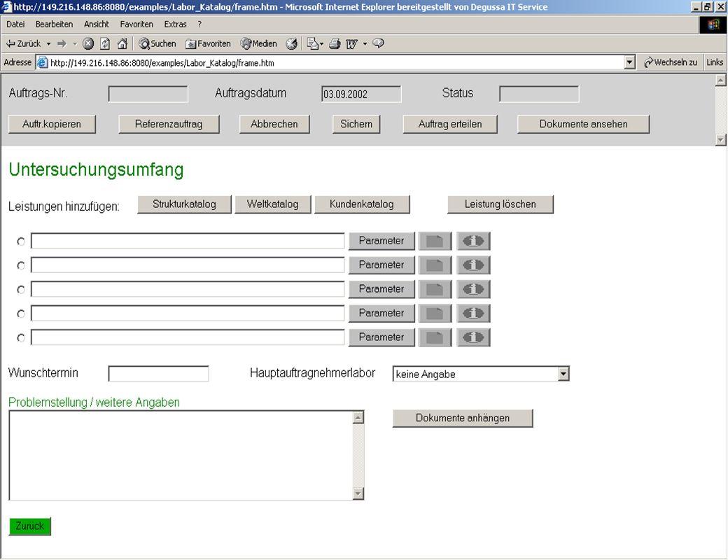 Seite 1530.01.2003 Dr. J. Winkler jw http://www.jwconsulting.de