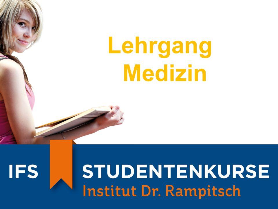 Lehrgang Medizin