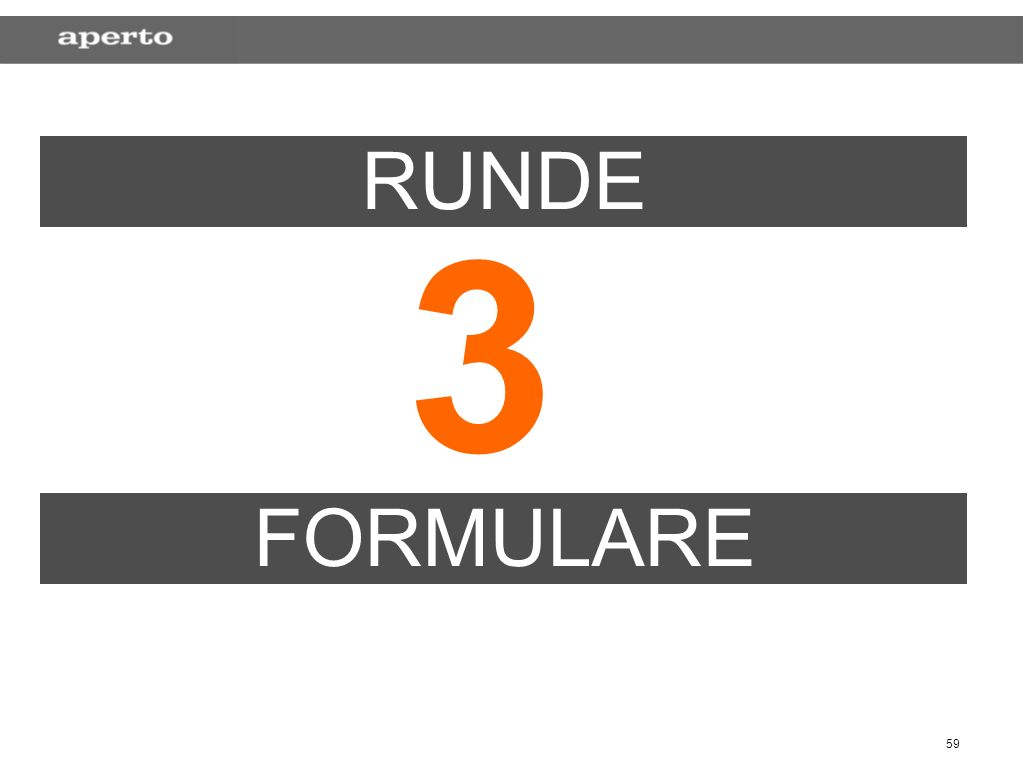 59 3 FORMULARE RUNDE
