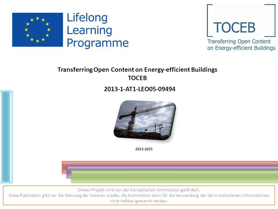 Dieses Projekt wird von der Europäischen Kommission gefördert.