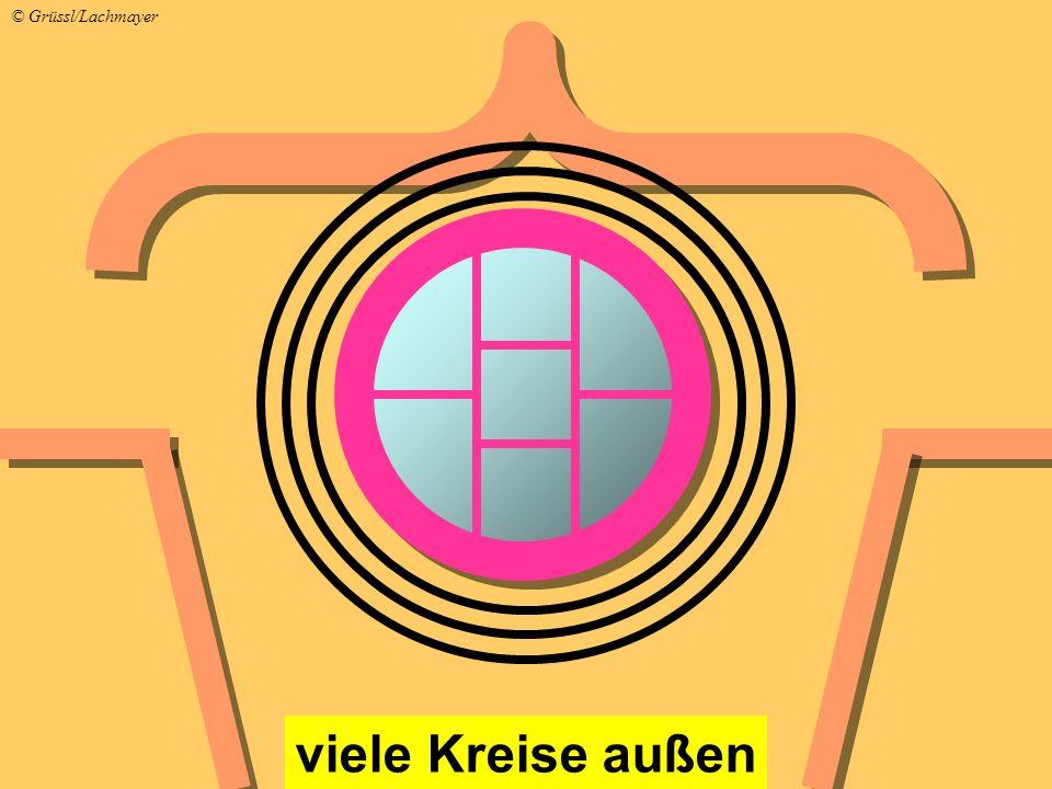 viele Kreise außen © Grüssl/Lachmayer