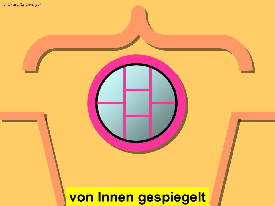 von Innen gespiegelt © Grüssl/Lachmayer