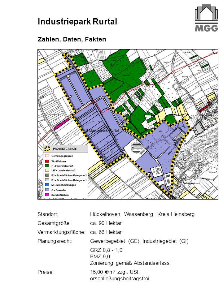 Standort:Hückelhoven, Wassenberg; Kreis Heinsberg Gesamtgröße:ca.