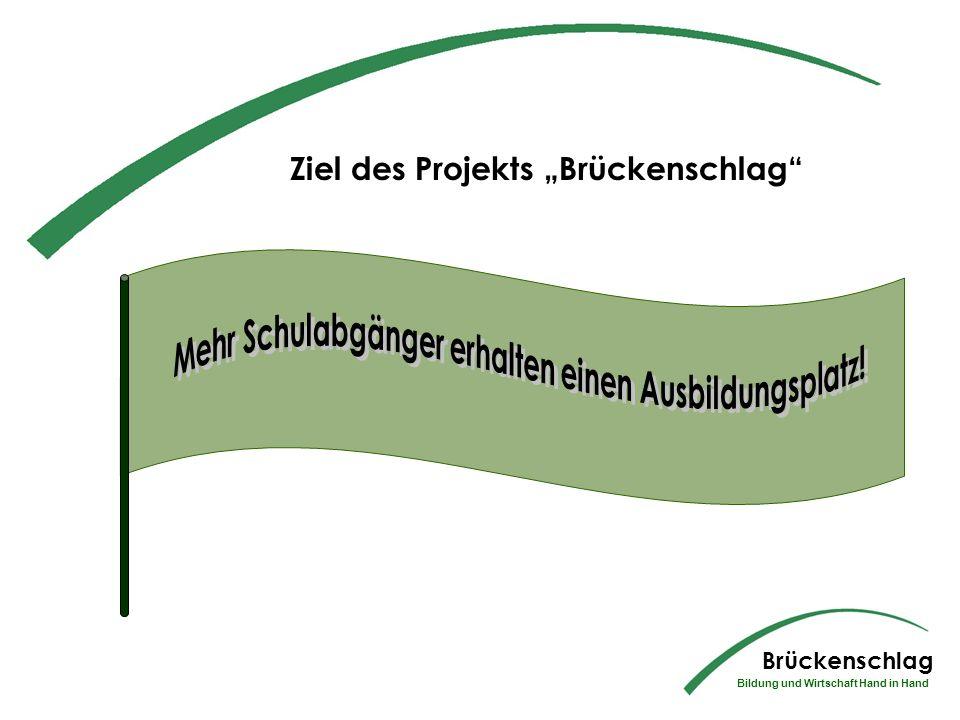 Was ist neu am Projekt Brückenschlag.