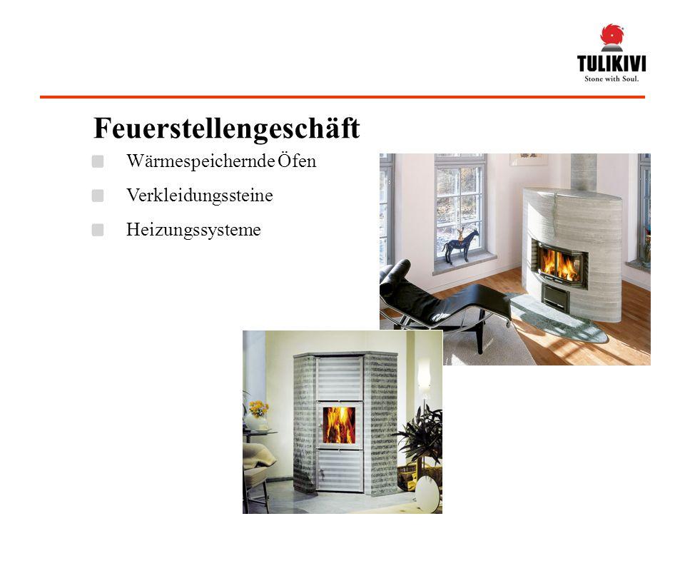 Wärmespeichernde Öfen Verkleidungssteine Heizungssysteme Feuerstellengeschäft