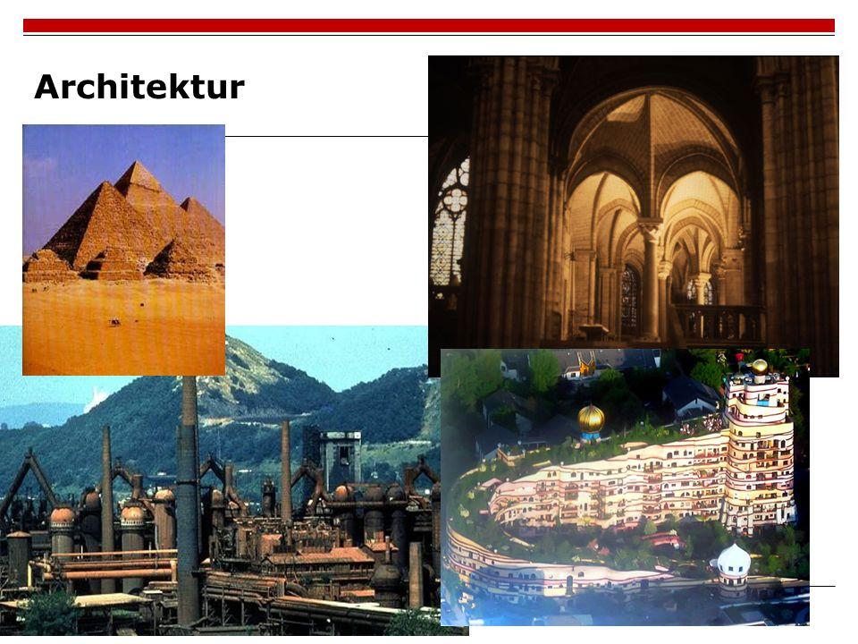 Architektur 19.5.2011| Fachbereich 02| Institut für Sprach- und Literaturwissenschaft| Prof. Dr. Andrea Rapp| 5