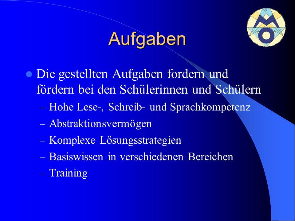 Mathematik-Training in Lübeck 2005/2006, 2006/2007 Auswahl bei Lübecker-Stadt-Mathematik- Olympiade 2006 bzw.