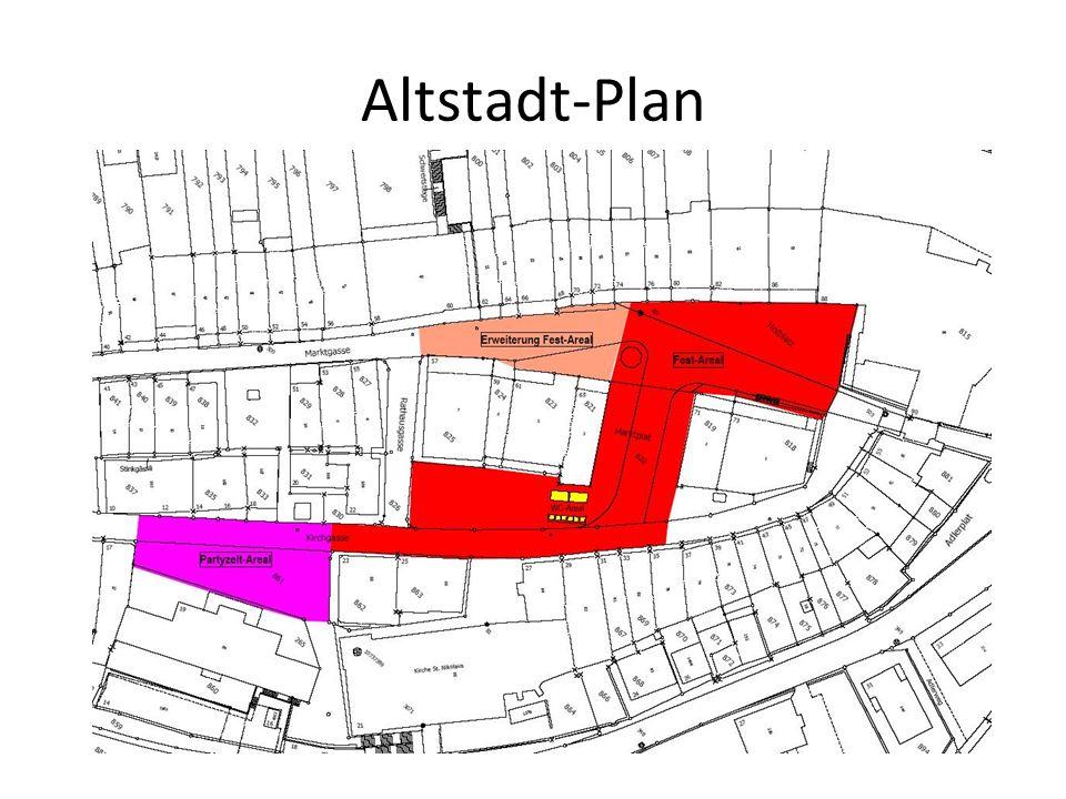 Altstadt-Plan