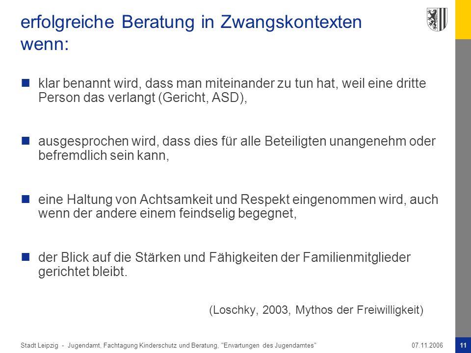 Stadt Leipzig -11Jugendamt, Fachtagung Kinderschutz und Beratung,