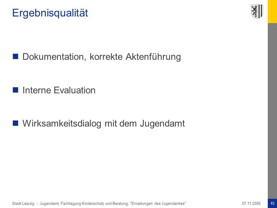 Stadt Leipzig -15Jugendamt, Fachtagung Kinderschutz und Beratung,