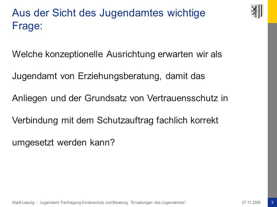 Stadt Leipzig -3Jugendamt, Fachtagung Kinderschutz und Beratung,