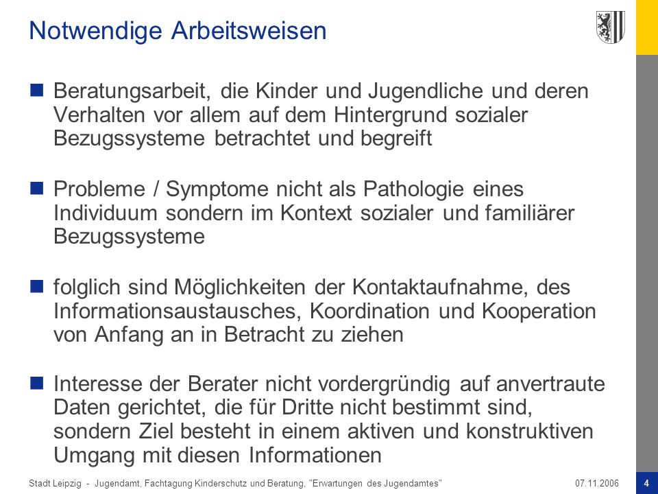 Stadt Leipzig -4Jugendamt, Fachtagung Kinderschutz und Beratung,